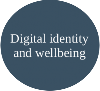 Image of digital identity and wellbeing